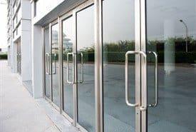 Front Glass Door 2