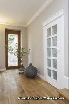 Interior French Door Malaysia