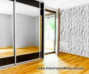Mirrored Sliding Door Malaysia