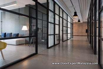 Office Aluminium Door Malaysia